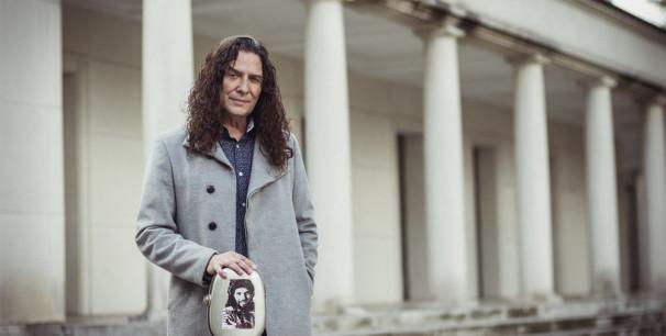 El guitarrista almeriense José Fernández 'Tomatito'./ (Jerónimo Álvarez)