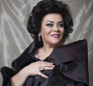 Violeta Urmana, recital de la mezzosoprano en 'Les Arts és Lied'