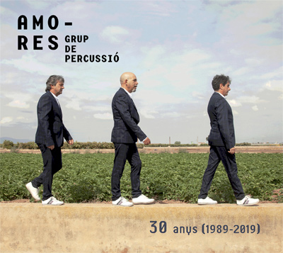 cd_Amores_30anys