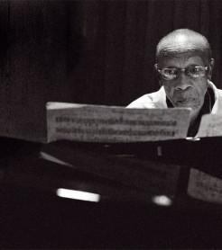 El gran pianista, compositor y arreglista cubano Bebo Valdés./ (Calle 54 Records)