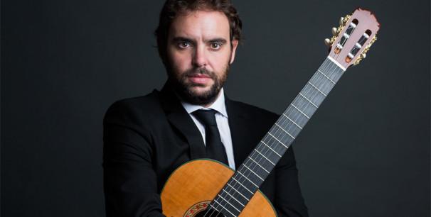 Dani de Morón crea la primera 'ontología' del toque para el cante./ (Manu Trillo)