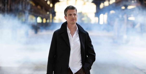 El contratenor francés Philippe Jaroussky, el más popular de su generación./ (Simon Fowler)
