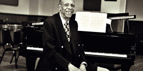 Bebo Valdés, una leyenda de la música cubana./ (Calle 54 Records)