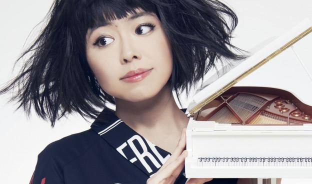 """La pianista japonesa Hiromi, en su nuevo álbum, """"Spectrum"""", regresa al Piano Solo./ (Muga Miyahara)"""