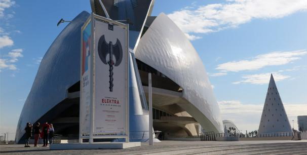 La Sala Principal de Les Arts acoge cinco representaciones de la ópera de Richard Strauss./(P. Valiente)