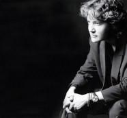 """Imagen de Mayte Martín en la contraportada de su disco """"Querencia"""", editado en el año 2000./ (Virgin)"""