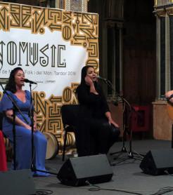 Mujeres Mediterráneas, Sala Alfons el Magnànim del Centre Cultural La Beneficència, Valencia./ (P. V.)