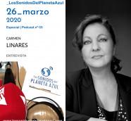 Carmen Linares, programación especial alternativa debida a la emergencia sanitaria