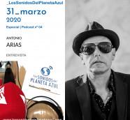 Antonio Arias, programación especial alternativa debida a la emergencia sanitaria