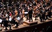 La Orquesta de València y la soprano María José Montiel, dirigida por Ramón Tebar