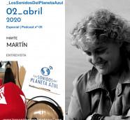 Mayte Martín, programación especial alternativa debida a la emergencia sanitaria