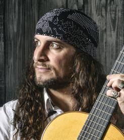 El Amir, multi-instrumentista flamenco, publica 'Andalucía'