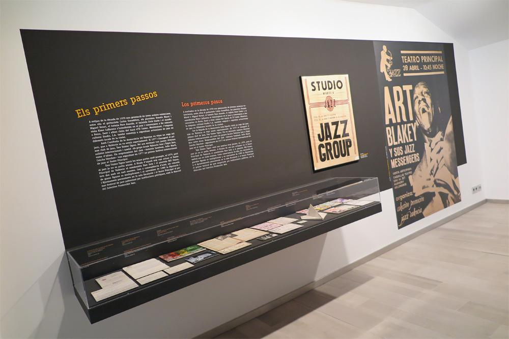 'Valencia Jazz. Perdido Club y otras voces de una eclosión musical'./ (Paco Valiente)