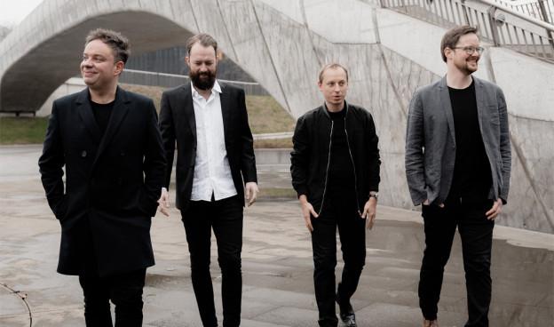 Maciej Obara Quartet, mitad polacos y mitad noruegos