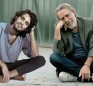 Luis Pator, y su hijo Pedro./ (Andrés Luján/José Carlos Guerra)