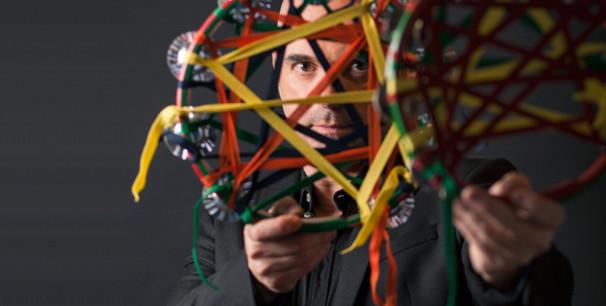 Xabier Díaz, compositor, cantante e investigador y compilador de folclore gallego