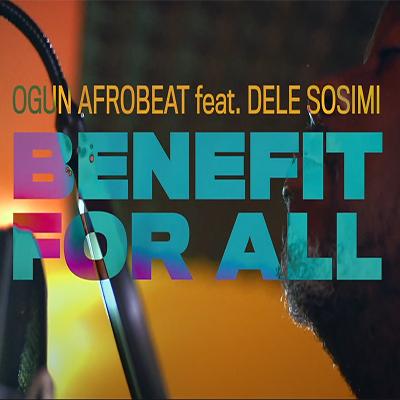Single_ogunafrobeat_benefit