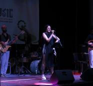 Hamsa Hamsa, quinteto de Barcelona que hace músicas del área mediterránea./ (Paco Valiente)