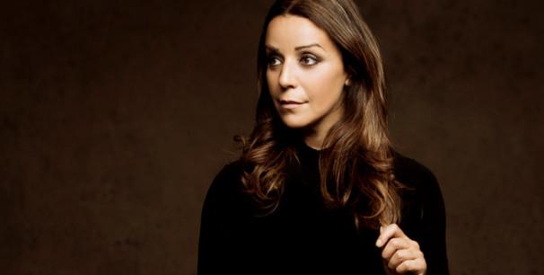 Mariola Membrives, la cantante cordobesa reinterpreta las canciones que Lorca armonizó./ (D. R.)
